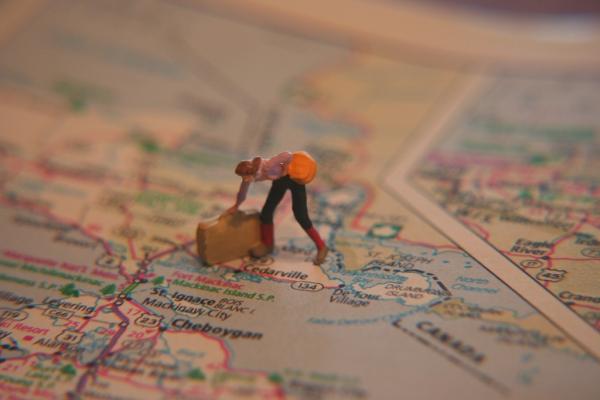 Работы связанные с путешествием